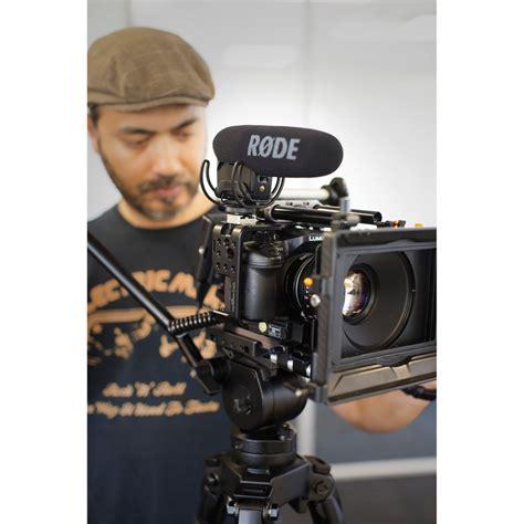 Murah Rode Videomic Pro With Rycote Lyre Suspension Mount r 216 de videomic pro with rycote lyre suspension mount b h