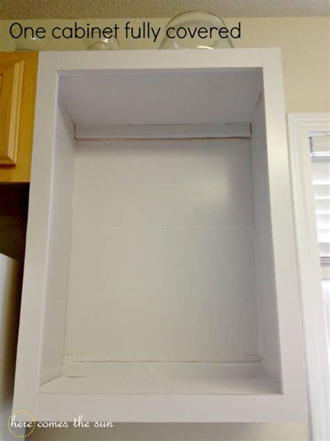 update your cabinets with contact paper update your cabinets with contact paper