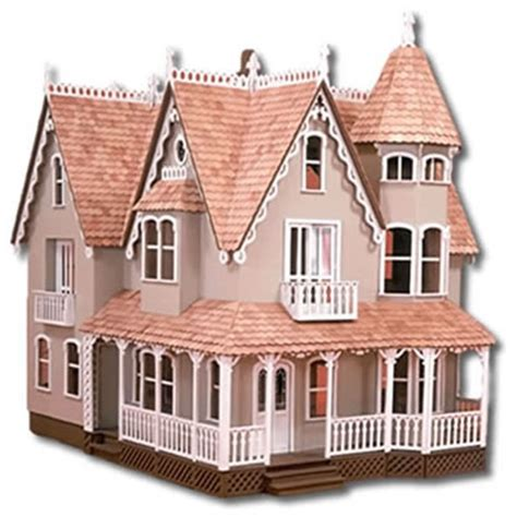 the dolls house builder garfield dollhouse kit