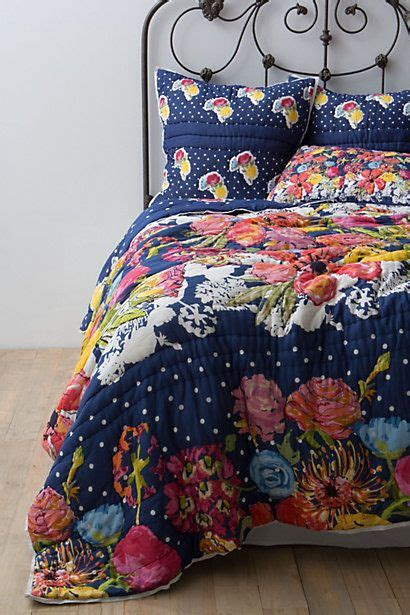 Quilt Anthropologie by Jardin Bedding Anthropologie I Care For Lovely Sheets