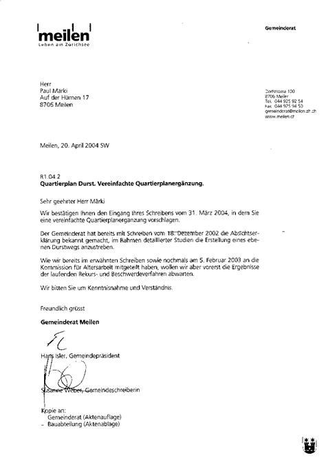 Rekurs Brief Beschwerdebrief B2 Image Mag