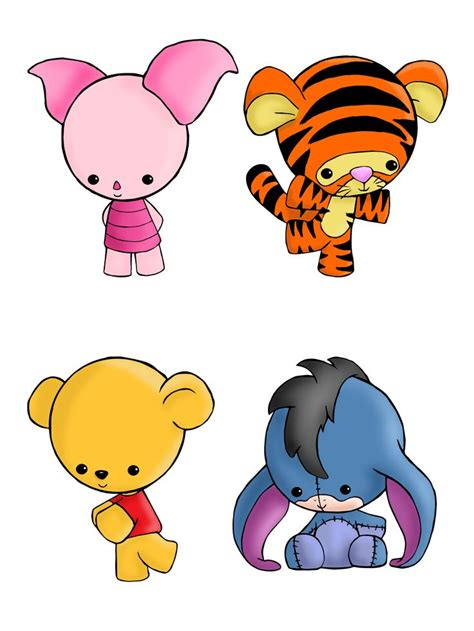 Mini Character Pooh Tiger Eeyore Diskon 81 best images about everything is pooh on