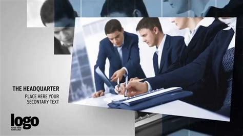 Business Corporate Video After Effects Template Youtube Corporate After Effects Template Free
