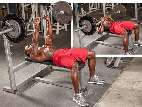 bench press for arms how to build monster arms