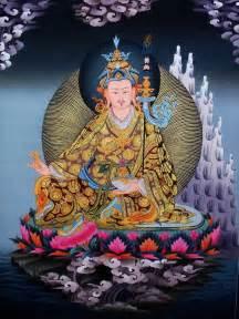Small Lotus Flower - pema jungne guru rinpoche padmasambhava