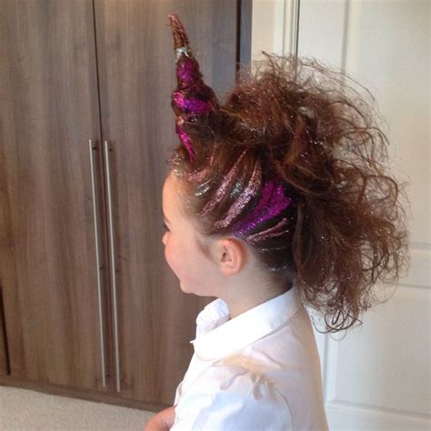 crazy hairstyles at home 17 best images about crazy hair days on pinterest crazy