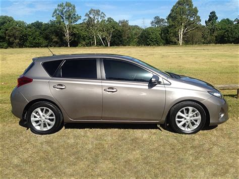 Toyota Corolla Sport 2013 2013 Toyota Corolla Ascent Sport Hatch Auto Bronze