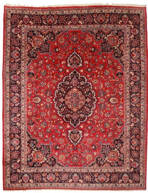 10 By 12 Rugs by Mashad 10x12 Wool Rug 7288