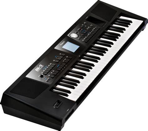 Keyboard Bk 5 Roland Bk 5 Backing Keyboard