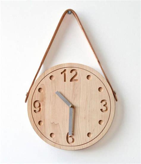 cara membuat jam dinding yang unik 13 desain cara membuat jam dingding kayu unik rumah impian