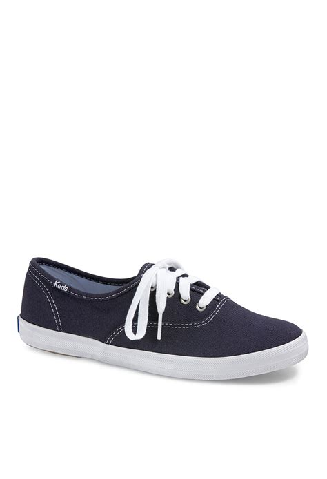 forever 21 shoes for forever 21 keds chion originals tennis shoes in blue lyst