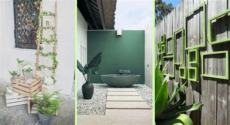 Décoration Balinaise Maison by Comment Decorer Un Mur Exterieur Amazing With Comment