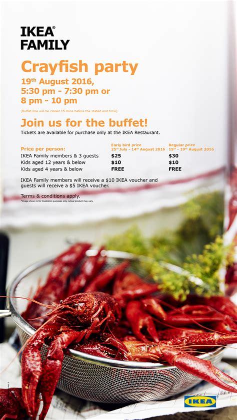 Ikea Catalogue ikea crayfish party ikea