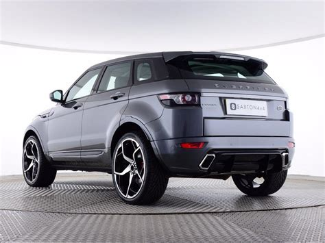 range rover evoque pure tech used 2014 land rover range rover evoque 2 2 sd4 pure tech