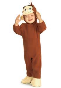 Infant Boy Halloween Costumes Infant Curious George Costume