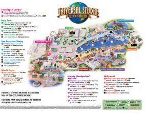 universal park map florida visit ideas