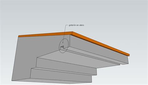 cornisa o alero peritararquitectura 06 01 2012 07 01 2012
