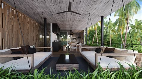 eco design indonesia bask luxury eco resort to open on gili meno island