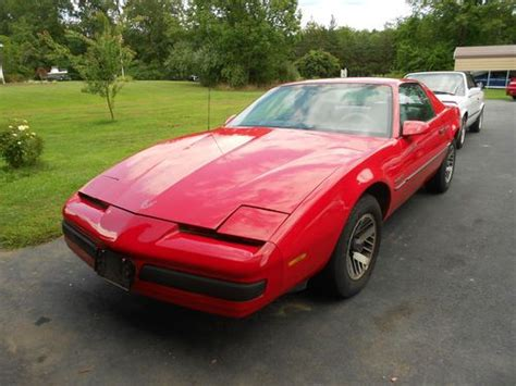 how to work on cars 1986 pontiac firebird trans am auto manual purchase used 1986 pontiac firebird coupe low miles good condition in jewett city connecticut