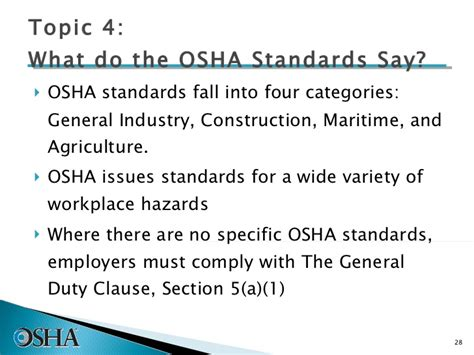 osha section 5 a 1 intro to osha ppt 4 2010 construction new
