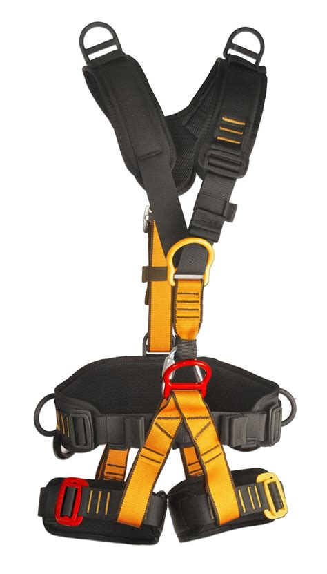 vanguard ii harness