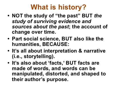 What About History his 2213 lu1 what is history