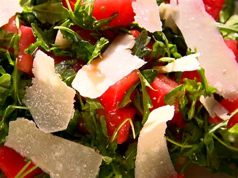 barefoot contessa arugula salad watermelon and arugula salad recipe ina garten food
