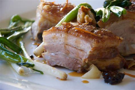 come cucinare la pancetta di maiale ricetta pancetta di maiale agli agrumi cucchiaio d argento