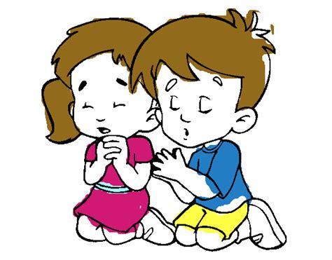 imagenes de niños orando a dios dibujo de ni 241 os rezando pintado por en dibujos net el d 237 a