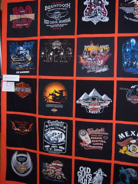 17 best images about harley quilts on shirts
