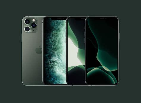 midnight green iphone  pro pc
