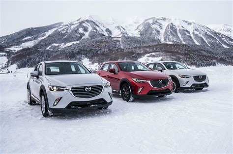 3 Things We Learned At Mazda S Ice Academy Motor Trend