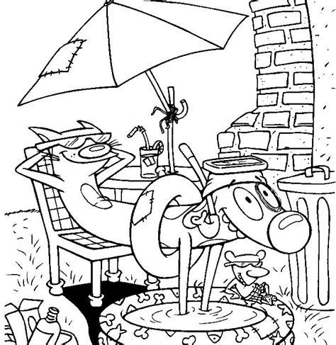 cool cats coloring pages cool cat coloring pages freecoloring4u com