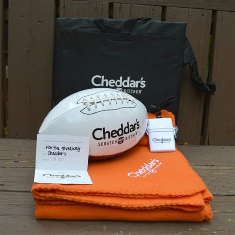 Cheddars Gift Card - treat the team at cheddar s scratch kitchen giveaway family focus blog