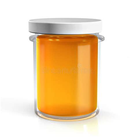 pots stock illustration image 45254770 pot en verre de miel illustration stock illustration du