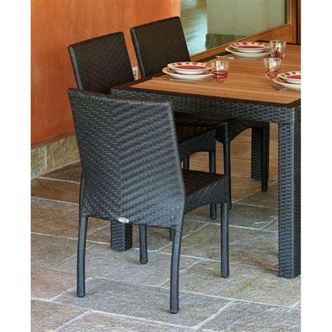 sedie in vimini sedia giardino vimini senza braccioli calais san marco