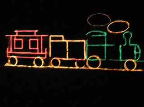 philips led lighted train engine lighted outdoor decoratingspecial
