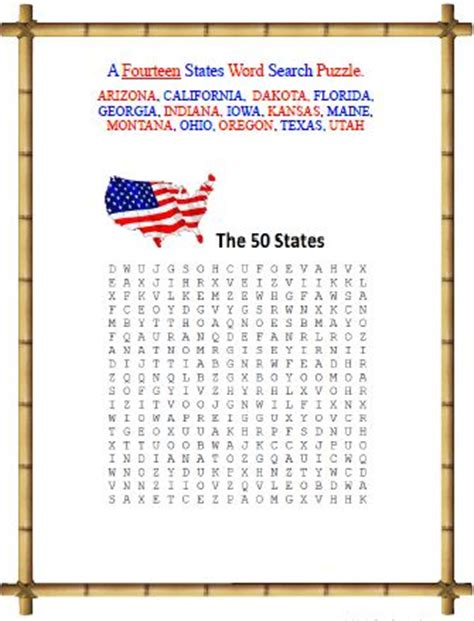 U S Search United States Trivia Challenge Will Test Your Knowledge Of Places In America