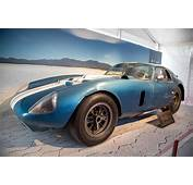 First Shelby Daytona Coupe Chassis CSX2287 Rolls Into