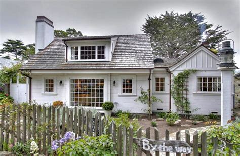 An English Country Style Cottage In Carmel By The Sea Cottages California