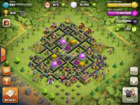 Best th8 farming base best th8 farming base coc th8 farming base