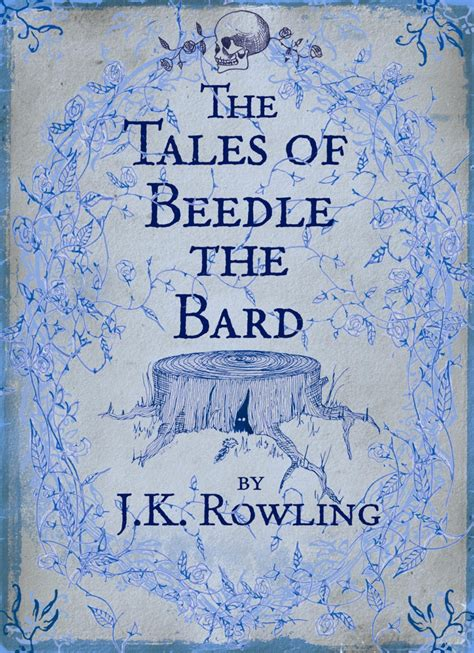 The Bard the tales of beedle the bard harry potter fan zone