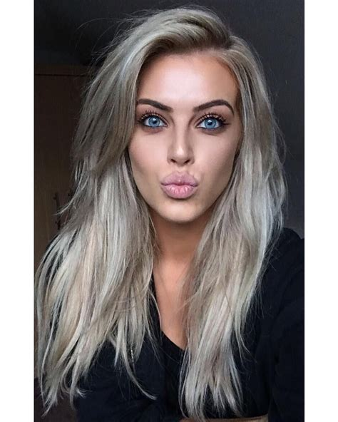 over the counter ash blonde hair color for gray hair chloeboucher beauty pinterest haar frisur und