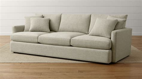crate and barrel sofas reviews crate and barrel lounge sofa 83 review mjob blog