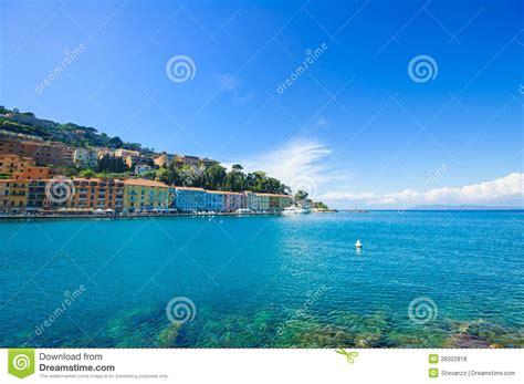 cap porto santo stefano promenade de bord de mer de porto santo stefano