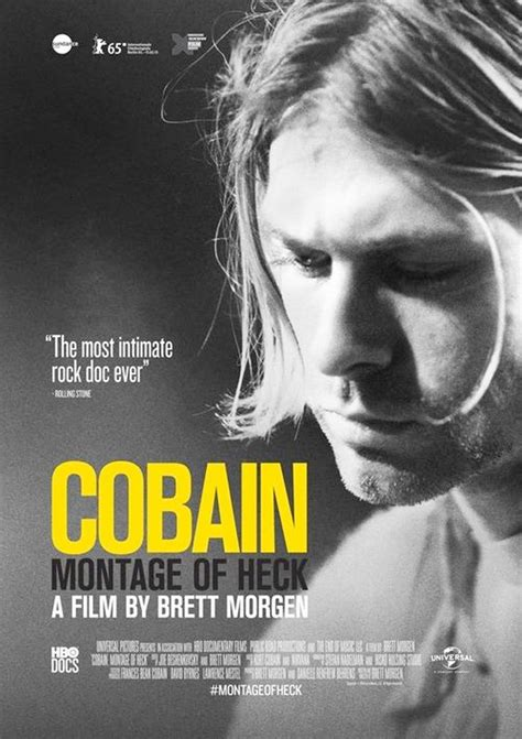 kurt cobain biography movie trailer grunge icon profiled in kurt cobain montage of heck doc