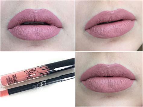 Matte Liquid Lisptick Lip Liner Jenner Lip Kit koko k matte lip kit review swatches