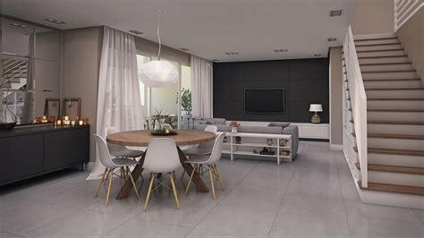 idee  cucina soggiorno open space idee