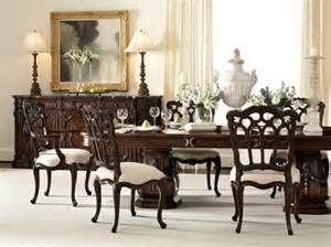 Henredon Dining Room Furniture Traditional Furniture With Styling From Henredon