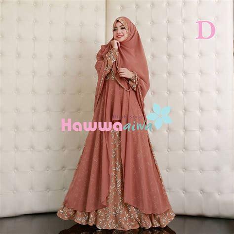 Setelan Syari Majesty K suraya d baju muslim gamis modern